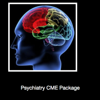 Psychiatry CME, CME with Gift Card