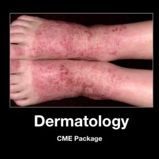 Dermatology CME Package with Amazon or Apple Gift Card